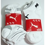Puma Women's low cut socks assortment 24packs.