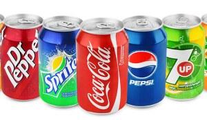 2019 Coca cola, Mirinda, 7up dr pepper 330ml