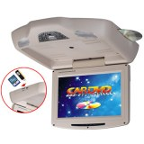 Car Flip Down Monitor DVD Player
