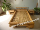 Bamboo Bed, Bamboo Indoor Furniture