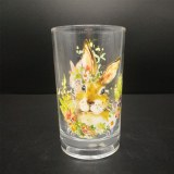 9oz Sunny Bunny Juice Glass Stock