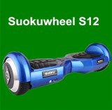 Suokuwheel S12 Self Balancing Electric Scooter Drifting Board razor cruiser scooter