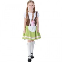 Wholesale Kids Halloween Costume Party Dress
