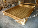 BAMBOO BED, BAMBOO INDOOR FURNITURE, HOME FURNITURE