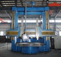 Taiwan Spindle Quality CNC Vertical turning Lathe VTL Machine