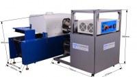 ZHRS200B-2F-380L Double wall heat shrinkable tube heating machine