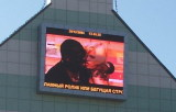 Cheapest LED display for advertisement