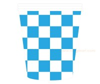 9 oz paper cup, party cup, disposable drinking cup