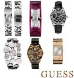 PACK OF 2 WATCHES GUESS FOR WOMAN