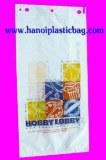 Block loop handle bag