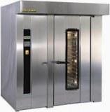 Rotor rack ovens-Rear Resistences 43 kw
