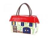 Art beautiful handbag
