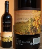 End-of-stock VDP d'Oc Shiraz red 2004