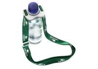 Convenient water bottle holder lanyard