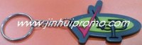 Hot selling silicone key ring on sale,OEM/ODM are welcome