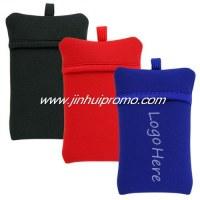 Large quantity fashion neoprene mobile phone bag on sale