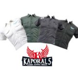 PACK OF 8 KAPORAL SHIRTS FOR MEN