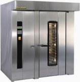 Rotor rack ovens-Rear Resistences 128 kw