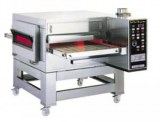 Ventilated conveyor oven,Electric 11.24 Kw