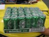 Heineken Beer 330ml / 250ml Cans & Bottle Wholesale
