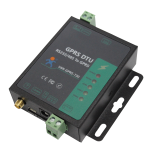 RS232 / RS485 GSM GPRS Modem Supports SMS command