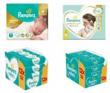 Pampers Premium Care (1,2,3,4,5), Pampers Sensitive & Fresh Clean Wipes