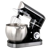 Imperial Collection IM-KM2200: 2200W Stand Mixer with 8.5L S/S Mixing Bowl Black