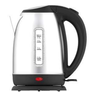 Daewoo SYM-1335: Stainless Steel Cordless Electric Kettle