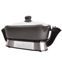 Daewoo SYM-1434: Electric Wok Grill