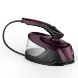 Herzberg HG-8057: Multi-function Iron Steamer with Station