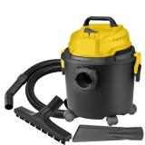Herzberg HG-8019: Wet & Dry Vacuum Cleaner 1200W
