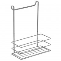 Herzberg HG-AKB758: Multi-Purpose Organizer Cabinet Door Hanger