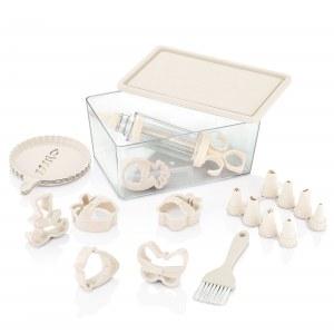 Herzberg Saver Box with Pastry Set
