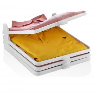 Herzberg HG-L659: Closet Organizer & Shirt Folder