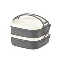 Herzberg HG-L795: 2-Layer Tetra Lunch Box