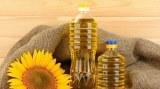 Unrefined sunflower oil (pressed) frozen