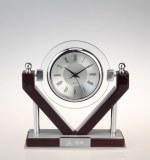 Conda skeleton clock / desk clock for business clock