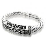 Silver 925 Cable bracelet