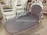 Baroque chaise lounge - french furniture