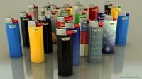 Disposable or Refillable like Big Bic Lighters J5,J6,J23,J25,J26