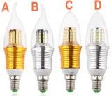 9W E14 LED Candle Light Bulb Lamp