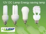 12V DC CFL solar Lamp