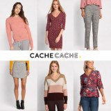CACHE CACHE WOMEN AUTUMN/WINTER COLLECTION - FROM 2,50 EUR/PC