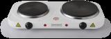 Royalty Line RL-DKP2500.15; Hot Plate 1000+1500W White