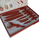 6+1 pcs knives