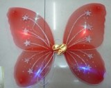 Flashing butterfly