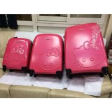 Hello Kitty Travel Bags, 3 Colors