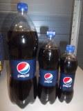 Pepsi, 7up, Mirinda, Aquafina