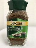 Jacobs Kronung COFFEE & instant freeze dry coffee 7oz / 200g