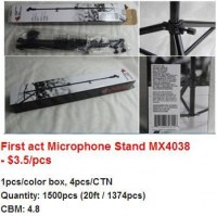 First Act Microphone stand - Stocklots
